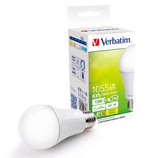Verbatim Classic A E27 13W 1055lm 3000K WW