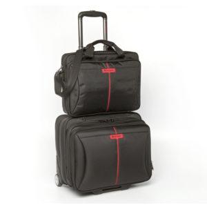 Verbatim Frankfurt 2-in-1 Overnight Roller Bag