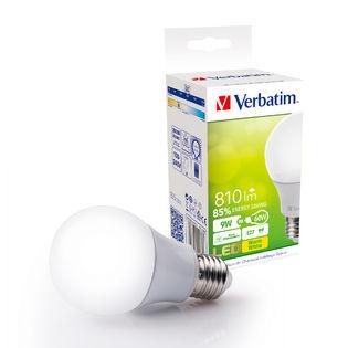 Verbatim LED Classic A E27 9W 810lm 3000K WW