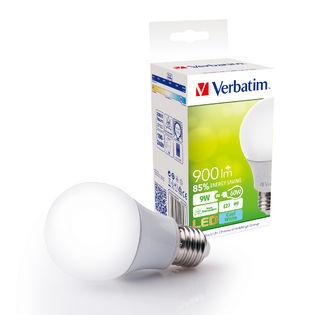 Verbatim LED Classic A E27 9W 900lm 6000K WW