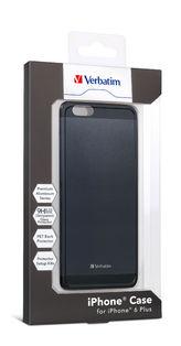 Verbatim iPhone 6 Plus Aluminium Case (Black)