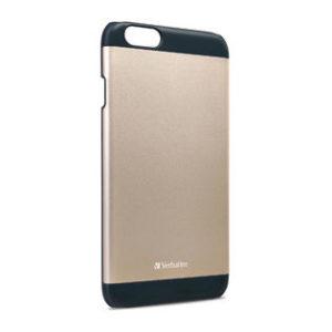 Verbatim iPhone 6 Plus Aluminium Case (Gold)