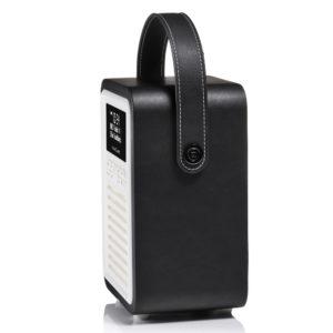 View Quest Retro Mini Bluetooth Speaker & Digital Radio - Black