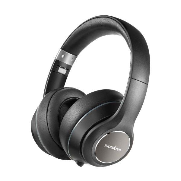 Anker Soundcore Vortex Wireless Over-Ear Headphones - Black