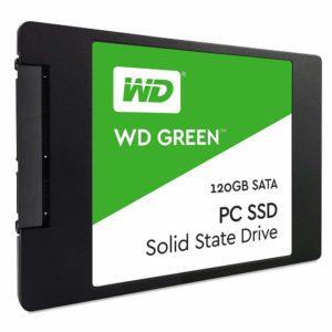 Western Digital Green PC SSD 480GB