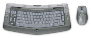 Microsoft Wireless Entertainment Desktop 8000
