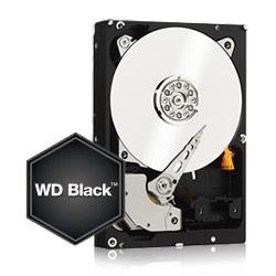 Western Digital Caviar Black 1TB (64MB Cache, 7200RPM, SATA - 6GB/s)