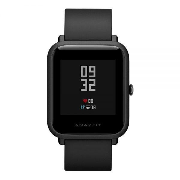 Xiaomi Amazfit Bip Smartwatch - Black