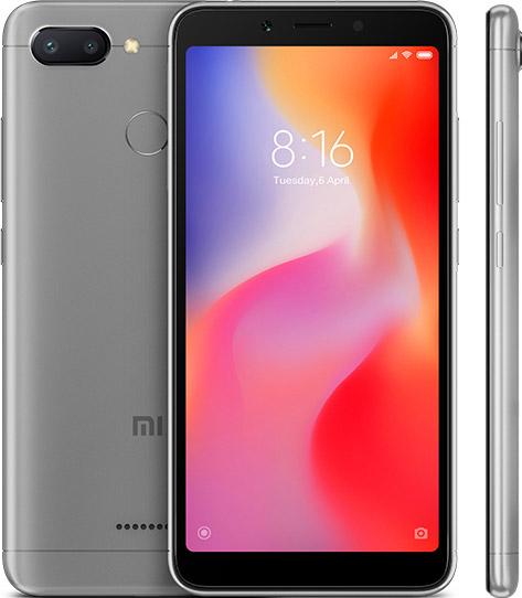 Xiaomi Redmi 6 (4GB - 64GB)