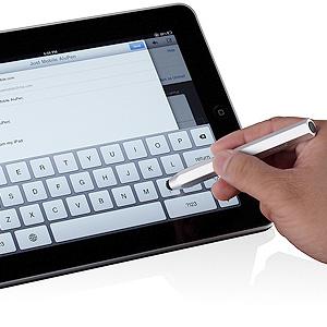 Just Mobile AluPen Designer Stylus for iPad (Silver)