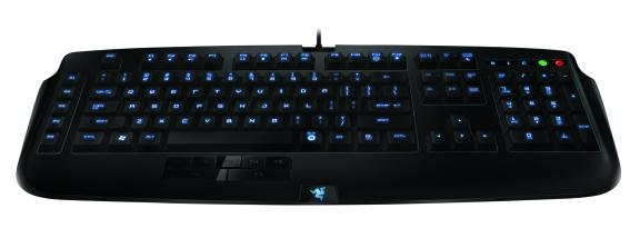 Razer Anansi MMO Gaming Keyboard