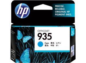HP C2P20AA 935 Cyan Original Ink Cartridge