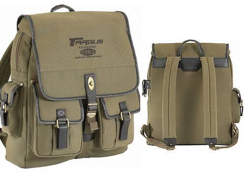 "Targus 15.4"" Canvas Laptop Backpack"