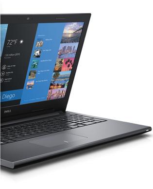 Dell Inspiron 15-3542 (i3-4005u, 4gb, 500gb, ubuntu, local
