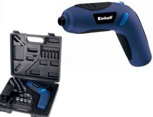 Einhell Cordless Screwdriver BT-SD 3.6F