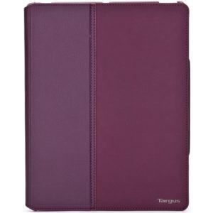 Targus Flip View Case for iPad Air (Black Cherry)