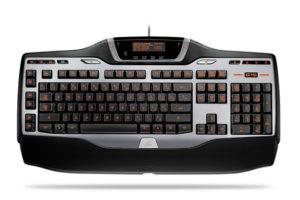 Logitech G15 Gaming Keyboard Upgraded