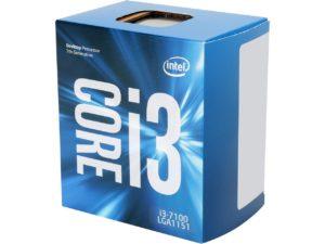 Intel Core i3-7100U Processor - (3M Cache - 2.40GHz)