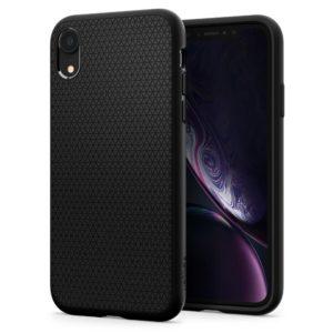 Spigen iPhone XR Case Liquid Air - Matte Black