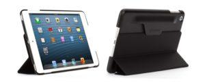Griffin IntelliCase for iPad Mini (Black/Gold)