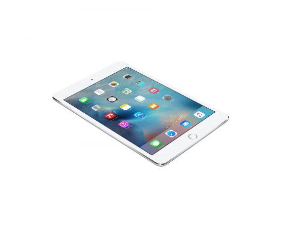 Apple iPad Mini 4 64GB WiFi + 4G (Silver)