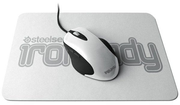 SteelSeries Iron Lady Ikari Laser Bundle