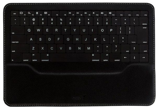 Genius LuxePad Ultra-thin Bluetooth Keyboard for iPad