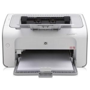 HP LaserJet Pro P1102 (Card Warranty)