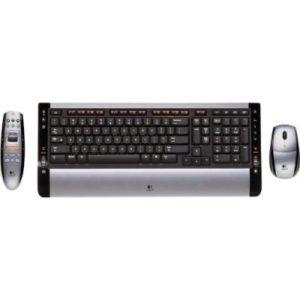 Logitech Cordless Desktop S510 Media Remote