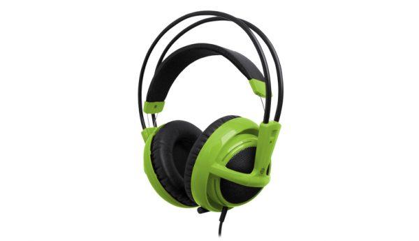 SteelSeries Siberia V2 Full Sized Headset (Green)