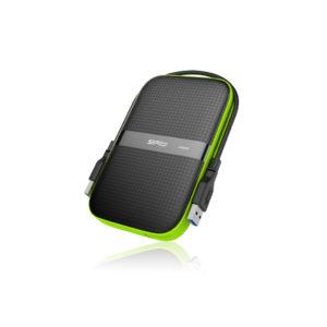 Silicon Power Armor A60 USB 3.0 Portable Hard Drive - 4TB