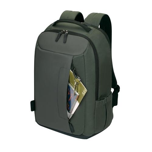 "Targus 15.6"" Slate Backpack (Grey/Green)"