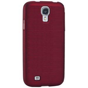 Targus Slim Laser Case for Samsung Galaxy S4 (Red)
