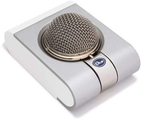 Blue Snowflake Ultra-Portable High-Fidelity USB Microphone