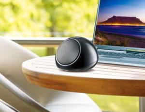 Genius SP-i170 Mini Portable Speaker