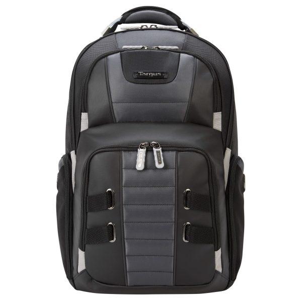 """Targus DrifterTrek 15.6"""" Laptop Backpack - Black"""