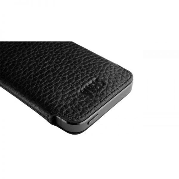 Sena Ultra Slim Classic Case for iPhone 5 (Black)