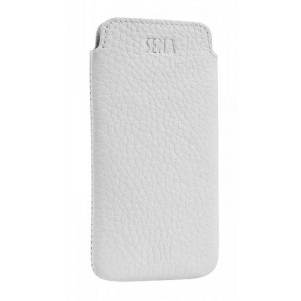 Sena Ultra Slim Classic Case for iPhone 5 (White)