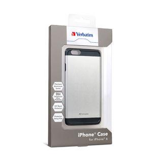 Verbatim iPhone 6 Aluminium Case - Silver