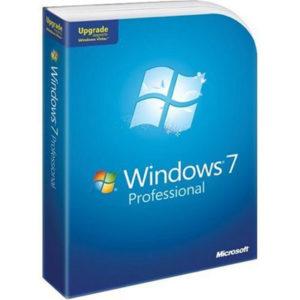 Microsoft Windows 7 Professional (32-bit)