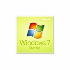 Microsoft Windows 7 Starter (32-bit)