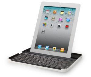 Logitech Keyboard Case by ZAGG for iPad 2