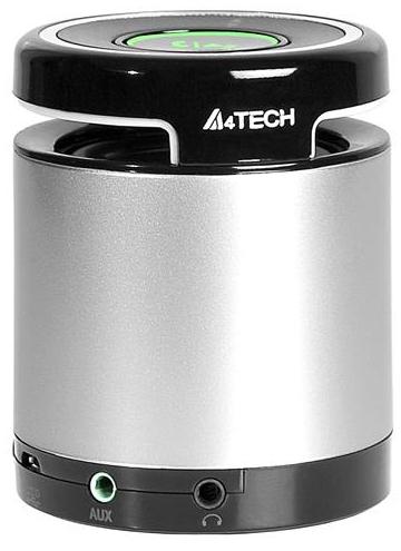 5c86ec21c7bca3 A4Tech BTS-04 Bluetooth Speaker (Silver) Price in Pakistan | Vmart.pk